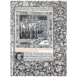 (KELMSCOTT PRESS) - MORRIS, WILLIAM.